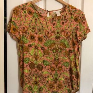 H&M adorable summer top size 6